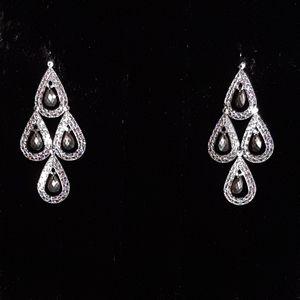 Long Hannah earrings